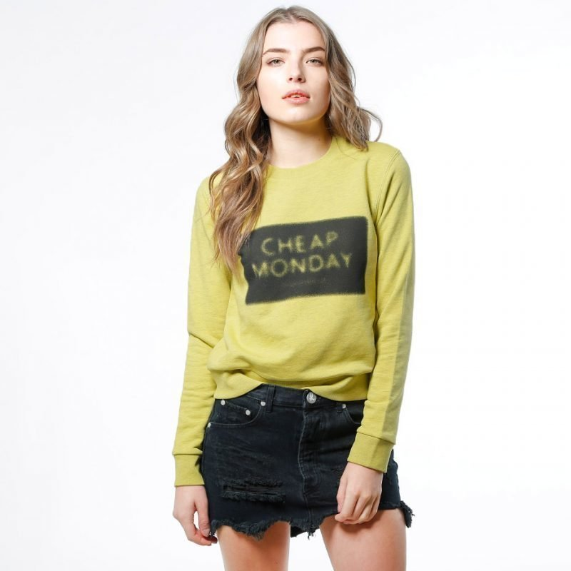 Cheap Monday Win Nuclear Logo -college