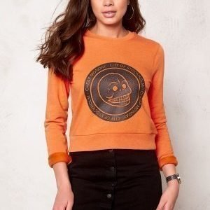 Cheap Monday Win Sweat Orange