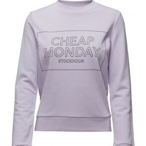 Cheap Monday Win Sweat Thin Box svetari
