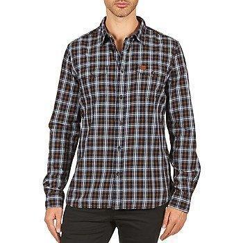 Chevignon CL LOAD FLANELLE pitkähihainen paitapusero