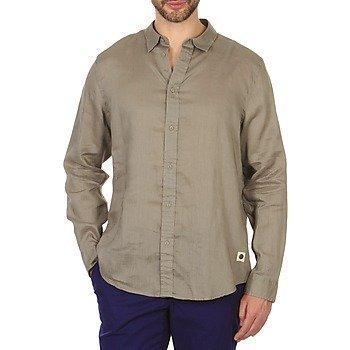 Chevignon SPEED LINEN pitkähihainen paitapusero