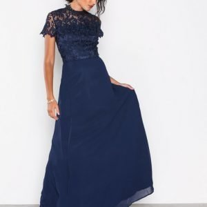 Chi Chi London Charissa Dress Maksimekko Navy