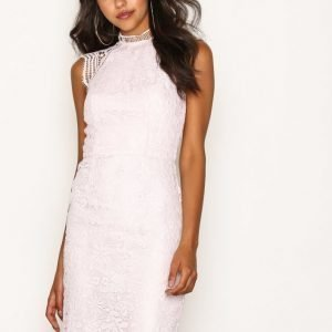 Chi Chi London Shannon Dress Kotelomekko Rose