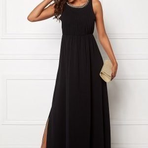 Chiara Forthi Aurely Evening Gown Black / Gold