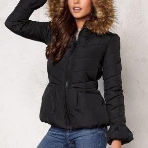 Chiara Forthi Cortina Puffer Black