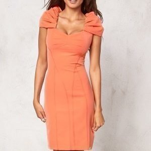 Chiara Forthi Domitille Dress Blond Peach
