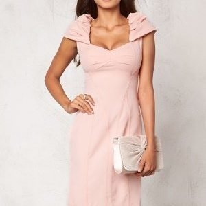 Chiara Forthi Domitille Dress Blond Pink