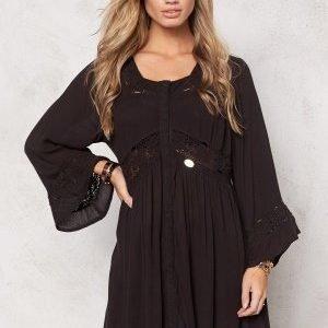 Chiara Forthi Eliis Oversized Tunic Black