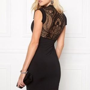 Chiara Forthi Emille Dress Black