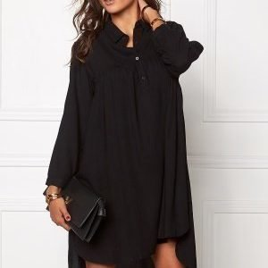 Chiara Forthi Everett Shirt Dress Black