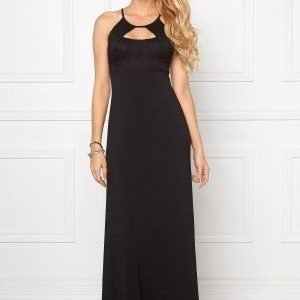 Chiara Forthi Fabiana Maxi Dress Black