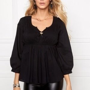 Chiara Forthi Flow Top Black