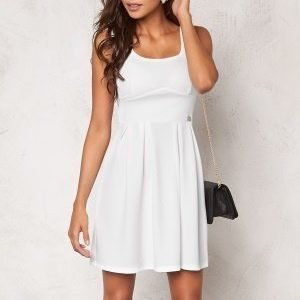 Chiara Forthi Fontana Skater Dress Milk
