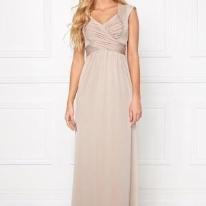 Chiara Forthi Francine Dress Beige