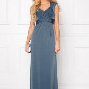 Chiara Forthi Francine Dress Pigeon Blue