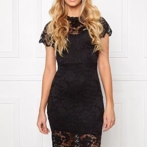 Chiara Forthi Gianna Midi Dress Black