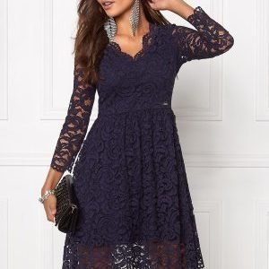 Chiara Forthi Gidget Dress Midnight blue