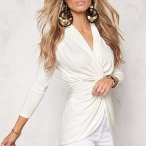 Chiara Forthi Infinity Top Antique white