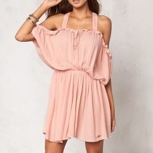 Chiara Forthi Intrend Aruba Dress Powder pink