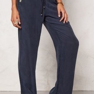 Chiara Forthi Intrend Cupro Pants Midnight Sky