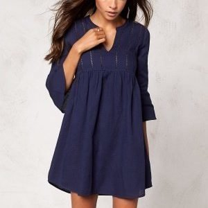 Chiara Forthi Laguna Tunic Midnight blue