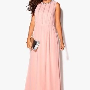 Chiara Forthi Lavinia Embellished Dress Light pink