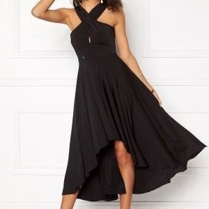 Chiara Forthi Lilou Drop Back Dress Black
