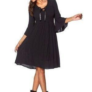 Chiara Forthi Lumiere Tunic Black