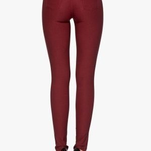 Chiara Forthi Megastretch Highrise Skinny Bordeaux