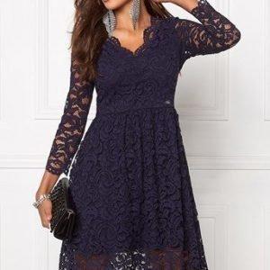 Chiara Forthi Mekko Gidget Dress Keskiyön sininen