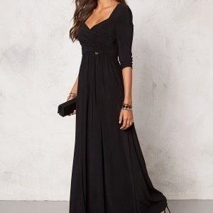 Chiara Forthi Nela Maxi Dress Black