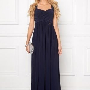 Chiara Forthi Rochelle Maxi Dress Blue