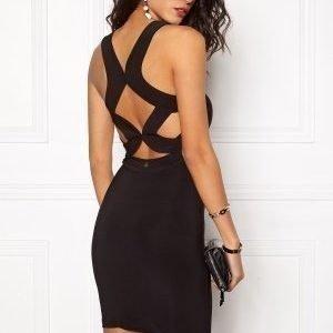 Chiara Forthi Romina Dress Black