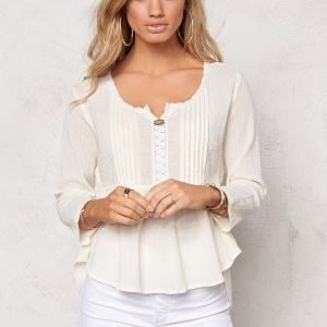 Chiara Forthi Sorrento Blouse Antique white