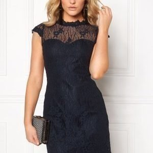 Chiara Forthi Tempesty Lace Dress Midnight