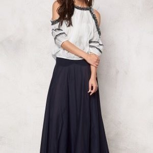 Chiara Forthi The Ultimate Maxi Skirt Midnight sky