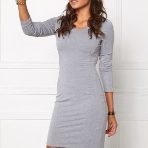 Chiara Forthi Trever Dress / Top Grey melange