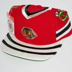 Chicago Blackhawks Cap -NHL keps-