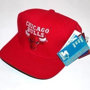 Chicago Bulls snapback M1