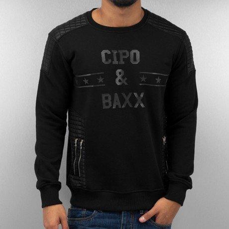 Cipo & Baxx Pusero Musta