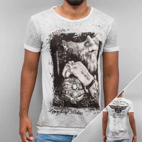 Cipo & Baxx T-paita Harmaa