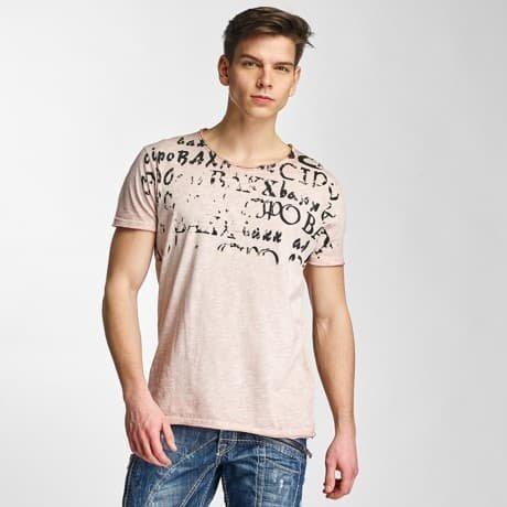 Cipo & Baxx T-paita Roosa
