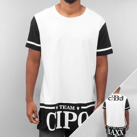 Cipo & Baxx T-paita Valkoinen