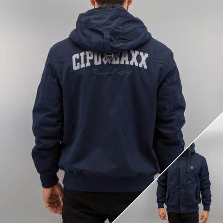 Cipo & Baxx Talvitakki Sininen