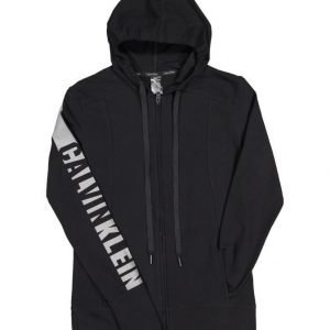 Ck Calvin Klein Top Hoodie With Zip Collegetakki