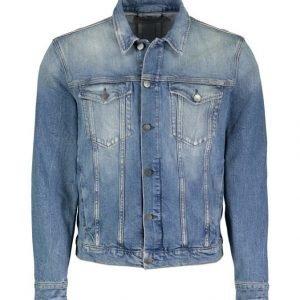 Ck Jeans Classic Jacket Farkkutakki