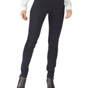 Ck Jeans Mid Rise Skinny Srist Satin Rinse Farkut