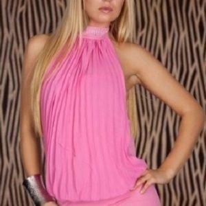 Clarissa vaaleanpunainen toppi