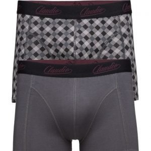 Claudio Mens 2-Pack Trunk Claudio bokserit