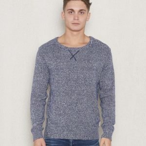 Clay Cooper Bowie Sweater Navy